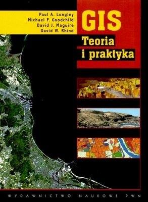 Okładka książki GIS Teoria i praktyka