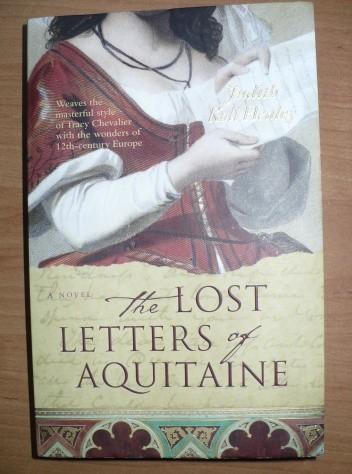Okładka książki The Lost Letters of Aquitaine