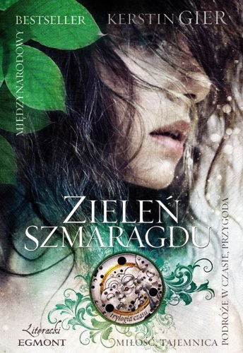 Zieleń Szmaragdu - Kerstin Gier