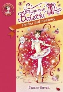 Okładka książki Delfina i bal maskowy