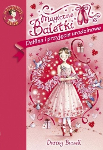 Okładka książki Delfina i przyjęcie urodzinowe