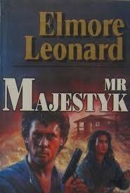 Okładka książki Mr Majestyk
