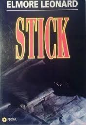 Okładka książki Stick