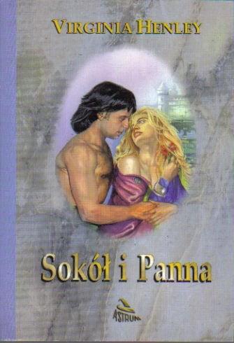 Okładka książki Sokół i panna