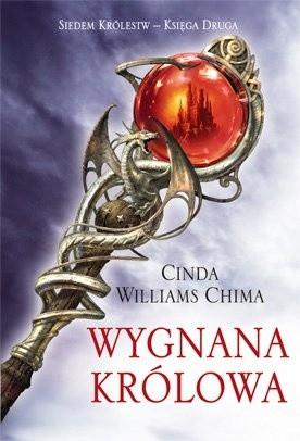 Okładka książki Wygnana Królowa