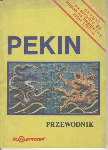 Okładka książki Pekin. Przewodnik