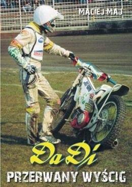 Okładka książki Dadi. Przerwany wyścig