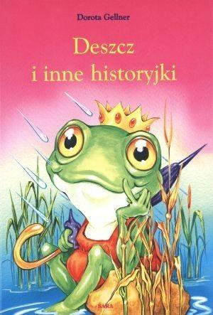 Okładka książki Deszcz i inne historyjki