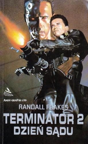 Okładka książki Terminator 2 Dzień Sądu