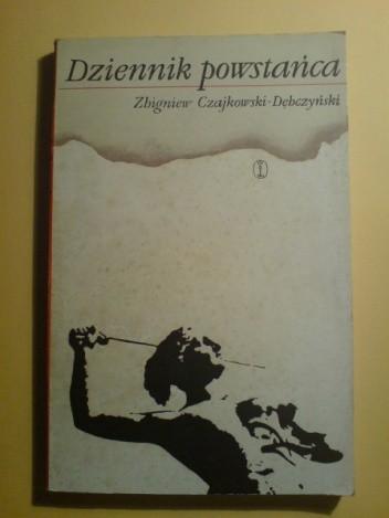 Okładka książki Dziennik powstańca