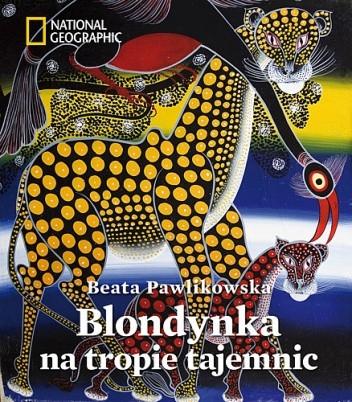 Okładka książki Blondynka na tropie tajemnic