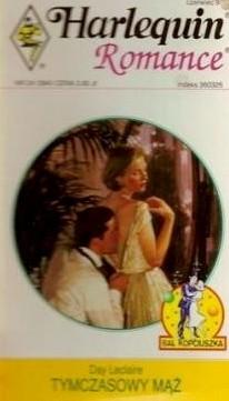 Okładka książki Tymczasowy mąż