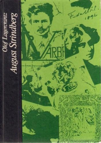 Okładka książki August Strindberg