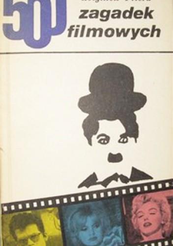 Okładka książki 500 zagadek filmowych
