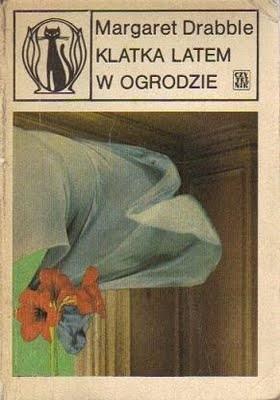 Okładka książki Klatka latem w ogrodzie