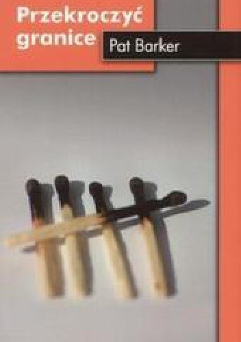Okładka książki Przekroczyć granice