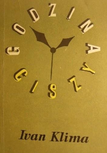 Okładka książki Godzina ciszy