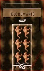 Okładka książki Klonowanie