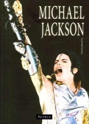 Okładka książki Michael Jackson