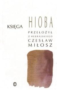 Okładka książki Księga Hioba