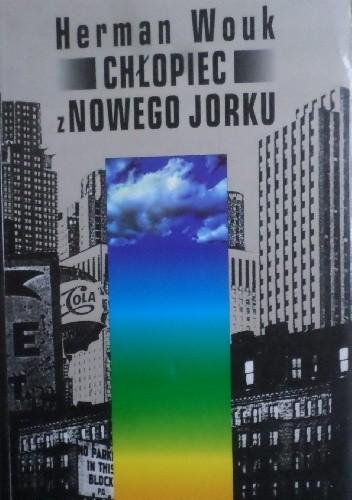 Okładka książki Chłopiec z Nowego Jorku