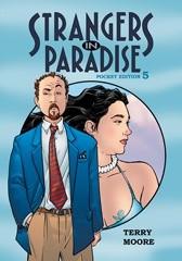 Okładka książki Strangers in Paradise: Pocket Book 5