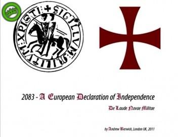 Okładka książki 2083 - Europejska Deklaracja Niepodległości