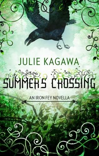 Okładka książki Summer's Crossing