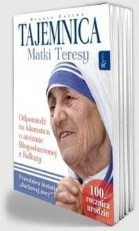 Okładka książki Tajemnica Matki Teresy