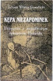 Okładka książki Kępa niezapominek. Pzygoda z zagadkowym rękopisem Norwida