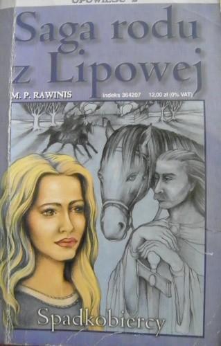 Okładka książki Spadkobiercy