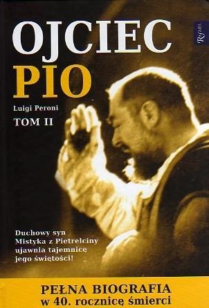 Okładka książki Ojciec Pio Tom 2