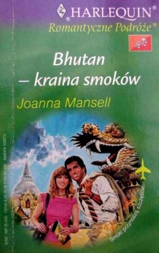 Okładka książki Bhutan - kraina smoków