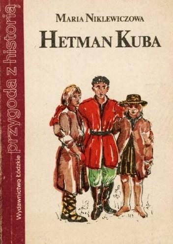 Okładka książki Hetman Kuba