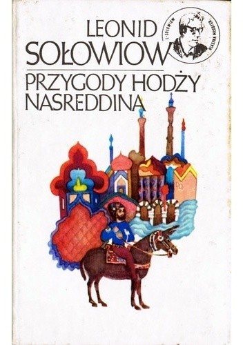 Okładka książki Przygody Hodży Nasreddina