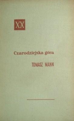 Okładka książki Czarodziejska góra. T. 1-2