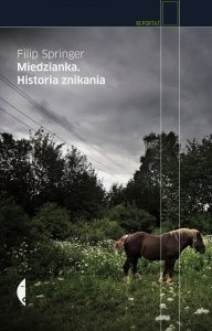 Okładka książki Miedzianka. Historia znikania