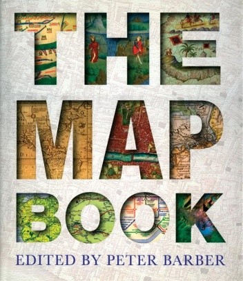 Okładka książki The Map Book