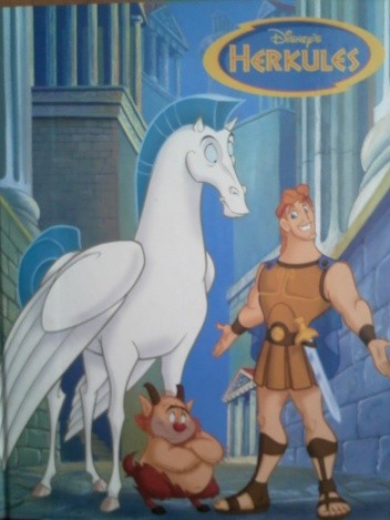 Okładka książki Herkules