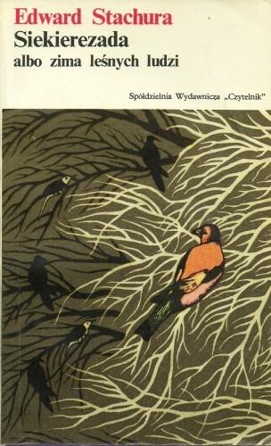 Okładka książki Siekierezada albo zima leśnych ludzi