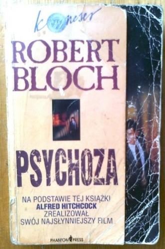 Okładka książki Psychoza ; Psychoza 2