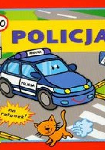 Okładka książki Policja. Na ratunek