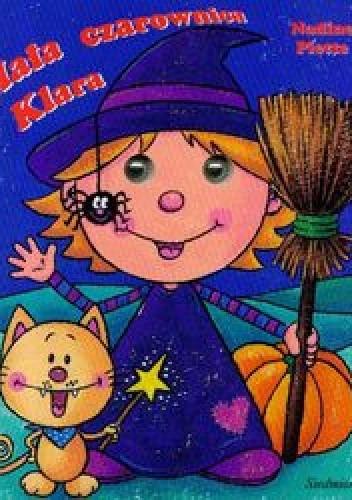 Okładka książki Mała czarownica