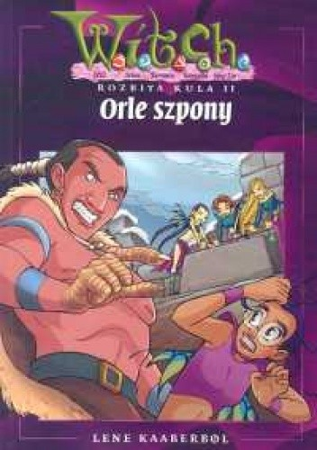 Okładka książki Orle szpony