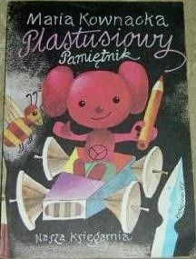 Okładka książki Plastusiowy pamiętnik