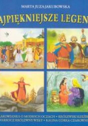 Okładka książki Najpiękniejsze legendy