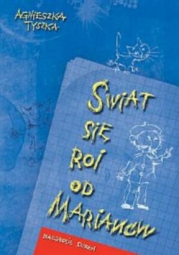 Okładka książki Świat się roi od Marianów