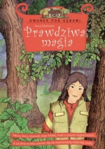 Okładka książki Prawdziwa magia