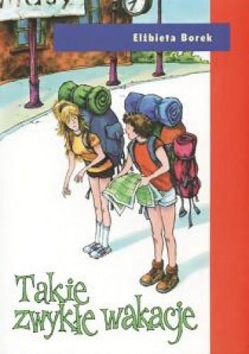Okładka książki Takie zwykłe wakacje