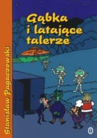 Okładka książki Gąbka i latające talerze